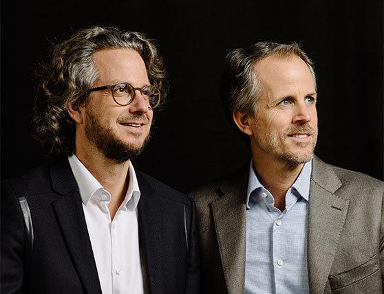 Daniel Sennheiser and Dr. Andreas Sennheiser