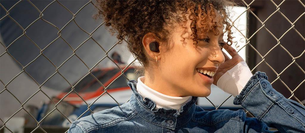 CX True WirelessSuperior sound.No compromise.