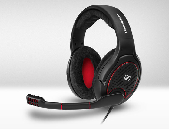 Sennheiser Game One Gaming Headset Pc Mac Ps4 Amp Xbox