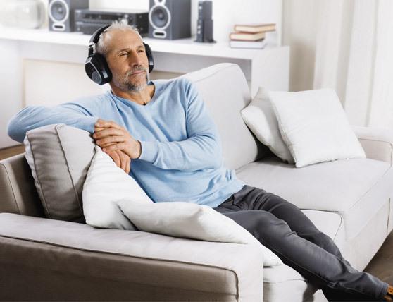 Conçu pour améliorer votre expérience sonore