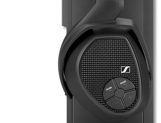 Sennheiser Rs Audiophile Headphones Over Ear Wireless