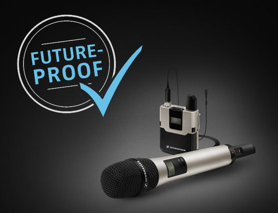 Future-proof 1.9 GHz