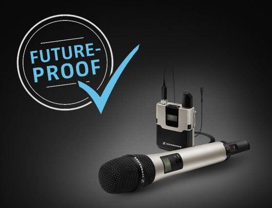 Zukunftssichere 1.9 GHz
