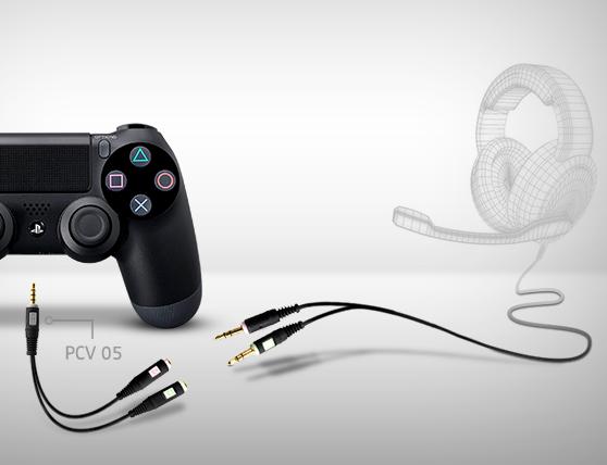 PS4 compatible