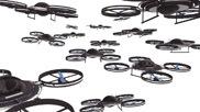 X1 desktop sennheiser bluestage drones 2