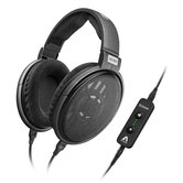 Sennheiser HD 650 Over-Ear Headphones + Apogee GROOVE