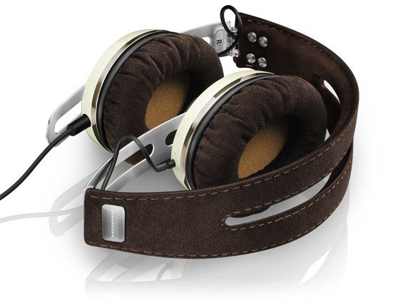 sennheiser momentum over ear headphones stereo closed comfortable and variable