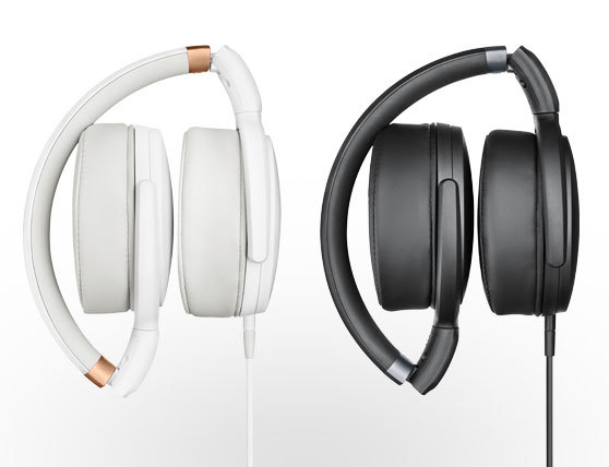 Colorful sound in black –or white