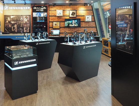 Sennheiser Store Singapore