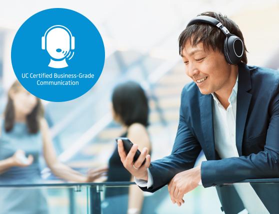 UC certified business-grade communication