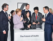 Freesize thumb angela merkel shinzo abe sennheiser booth cebit 2017